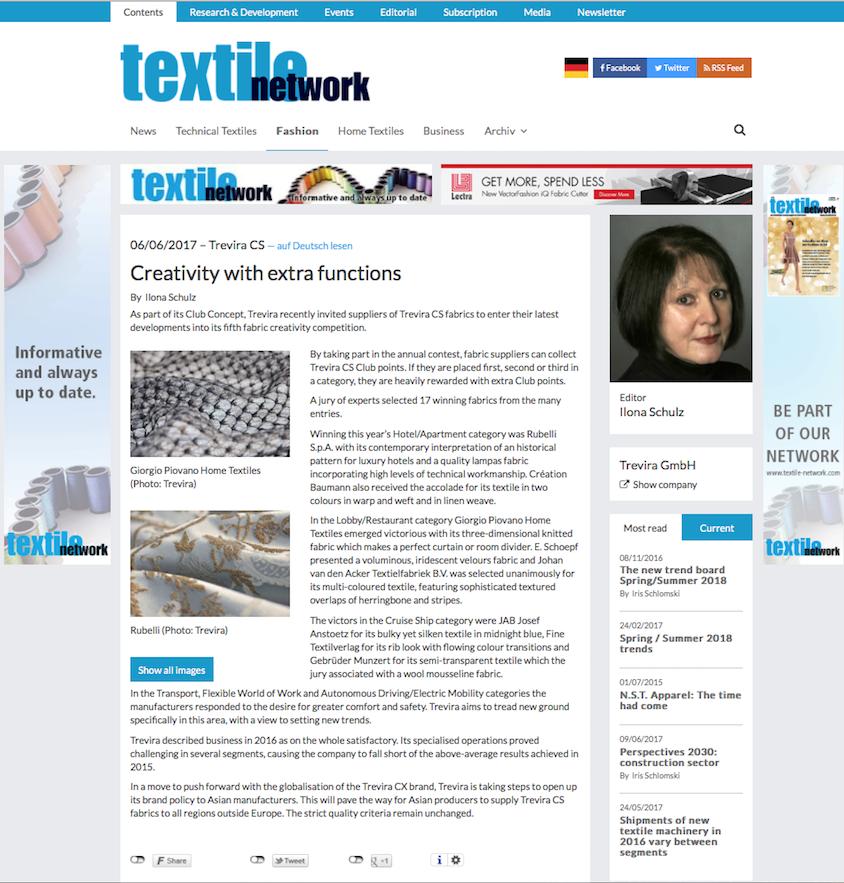 textilenetwork
